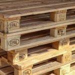 pallets, wood, transport